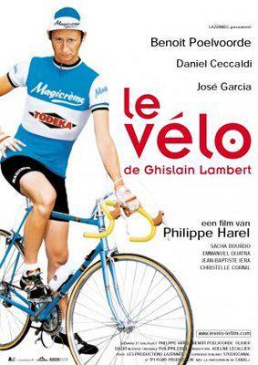 Le Vélo de Ghislain Lambert - Poster - Belgium