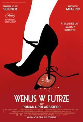 Venus in Fur - Poster Pologne