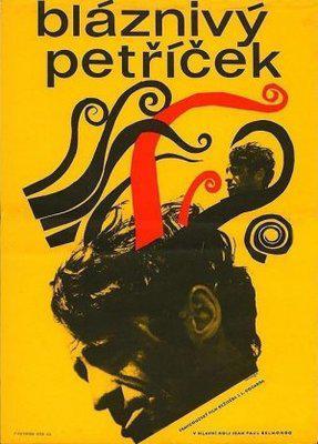 Pierrot le Fou - Poster République tchèque