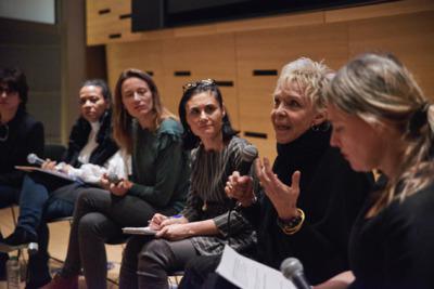 Tonie Marshall, sur la place des femmes dans la société - © Jean-Baptiste Le Mercier/UniFrance