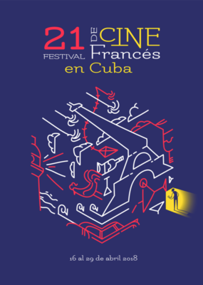 Festival de Cine Francés de Cuba - 2014