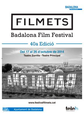 Badalona Film Festival (Filmets) - 2014