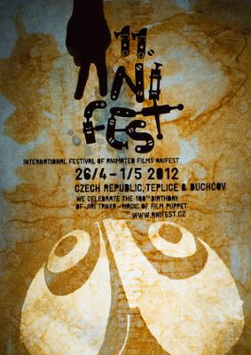 AniFest - Teplice International Animated Film Festival  - 2012