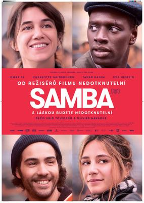 Samba - Poster - Czech Republic