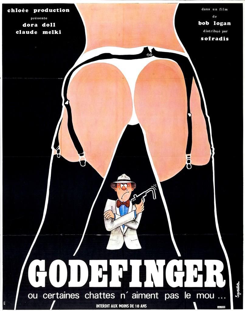 Godefinger ou Certaines chattes n'aiment pas le mou