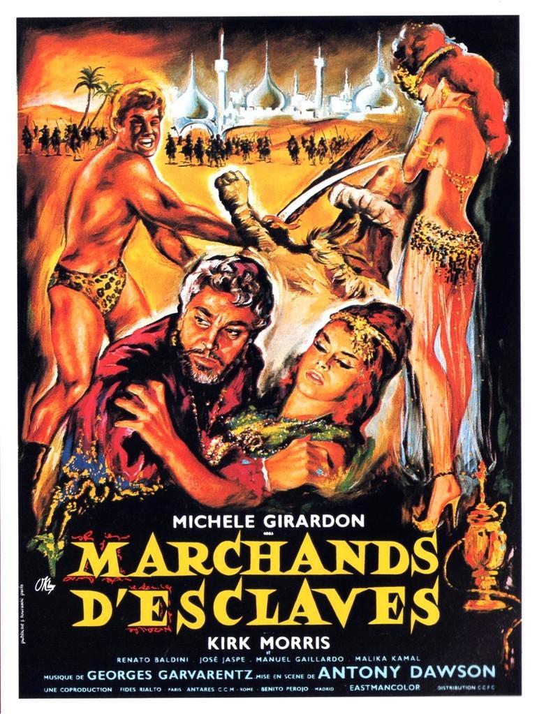 Devil of the Desert Against the Son of Hercules