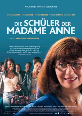 La Profesora de historia - Poster - Germany