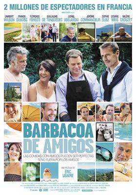 Barbacoa de amigos - Poster - Spain