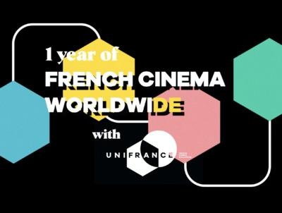 Un año de cine francés en el mundo con UniFrance