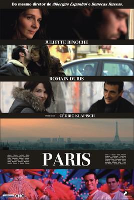 パリ - Poster - Brazil