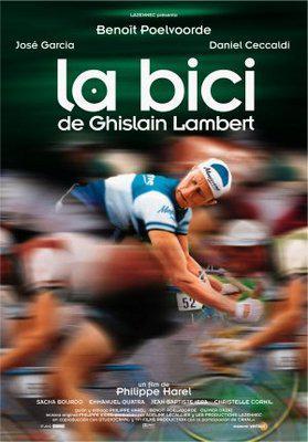Le Vélo de Ghislain Lambert - Poster - Spain