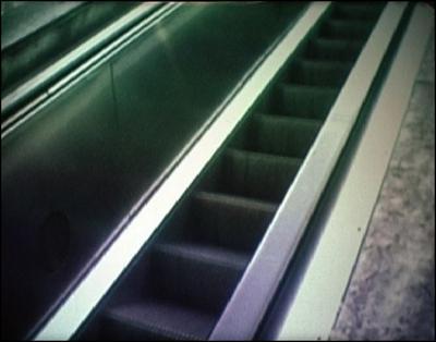 Escalator to Cloud 9