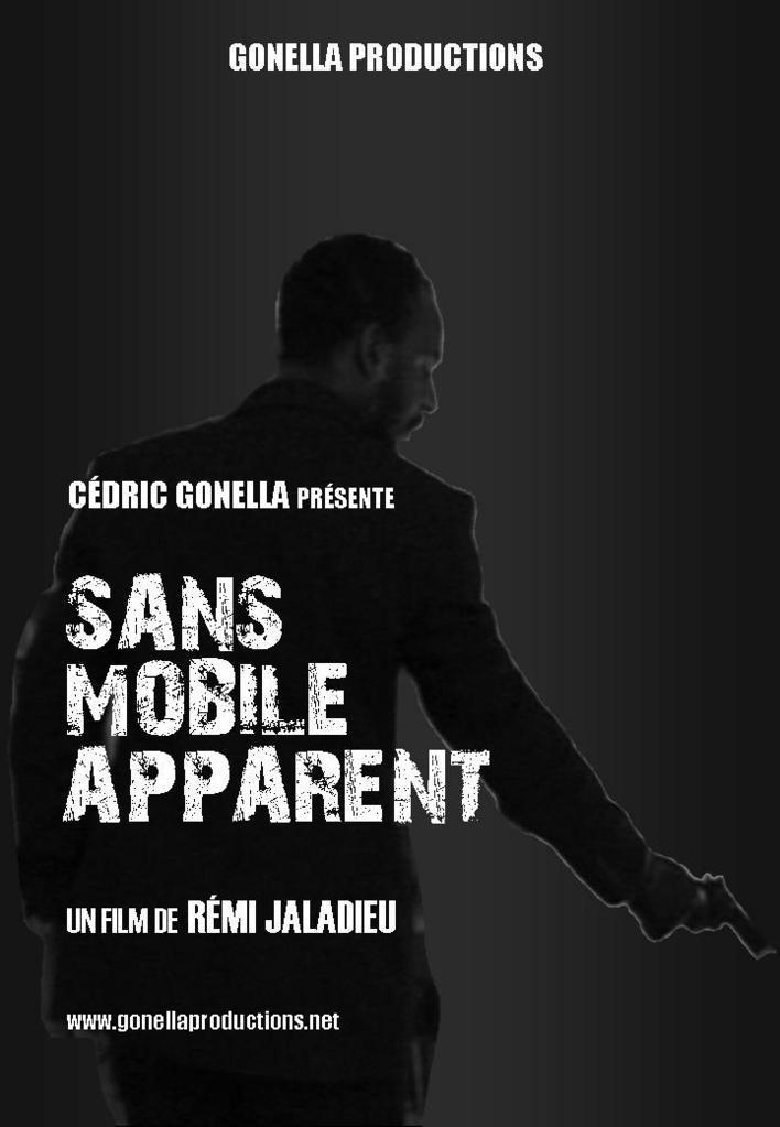 Sans mobile appparent