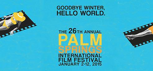 Le cinéma français au festival de Palm Springs