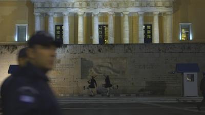 La Grèce de Christos Chryssópoulos, Pétros Márkaris et Érsi Sotiropoulos