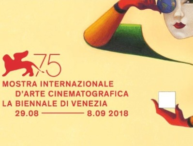 3 French films in competition at the 75th Venice International Film Festival