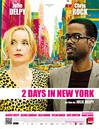 Two Days in New York - Poster - France