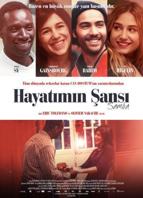 Samba - Poster - Turkey