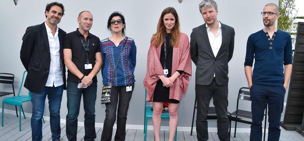 UniFrance films presents its short film awards at Cannes