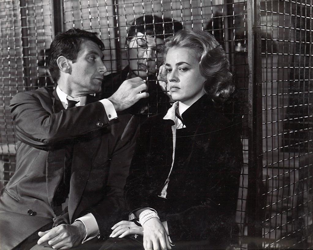 Resultado de imagen para Ascensor para el cadalso (1957)