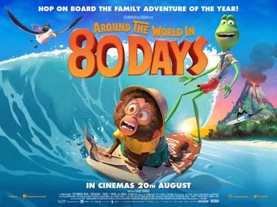 Around the World in 80 Days - UK