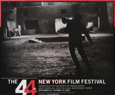 New York Film Festival (NYFF) - 2006