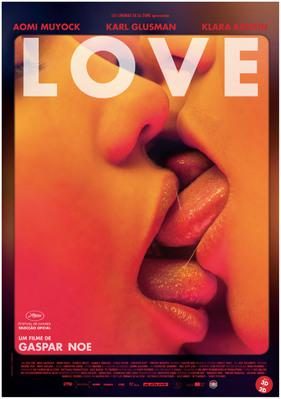 Love - Poster - Portugal