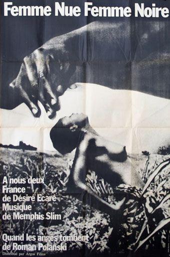 Femme nue, femme noire (A nous deux, France)