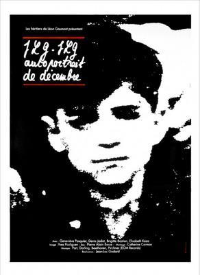 JLG-自画像 - Poster France