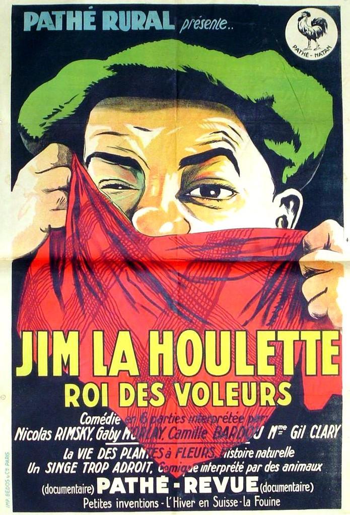Jim la Houlette, roi des voleurs