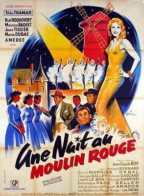 Une nuit au Moulin-Rouge