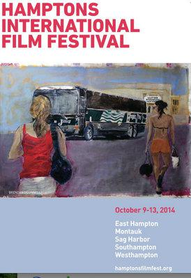 Hamptons International Film Festival - 2014