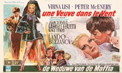 Better a Widow - Poster - Belgium