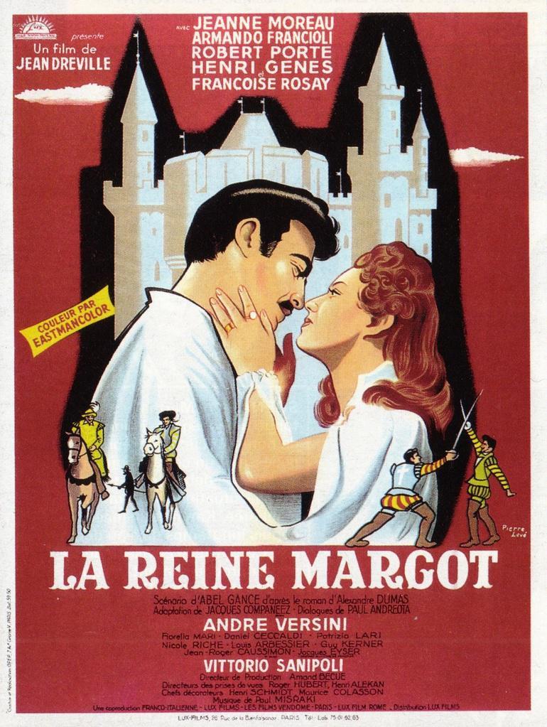 La Reina Margot / Les amorios de una reina