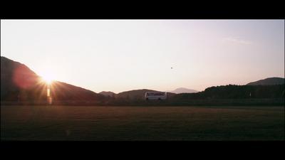 La Truite et le cerf-volant