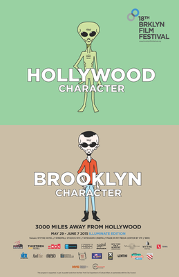Brooklyn - International Film Festival - 2015