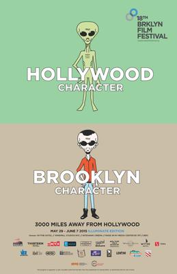 Festival international du film de Brooklyn - 2015