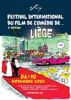 Festival international du film de comédie de Liège Film de Comédie de Liège - 2020