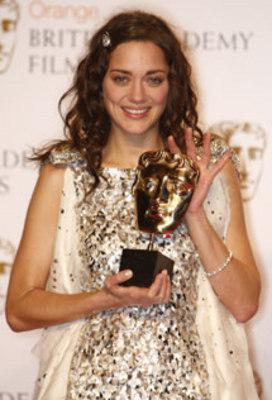 La Vie en Rose wins 4 BAFTAs - © Reuters / Dylan Martinez