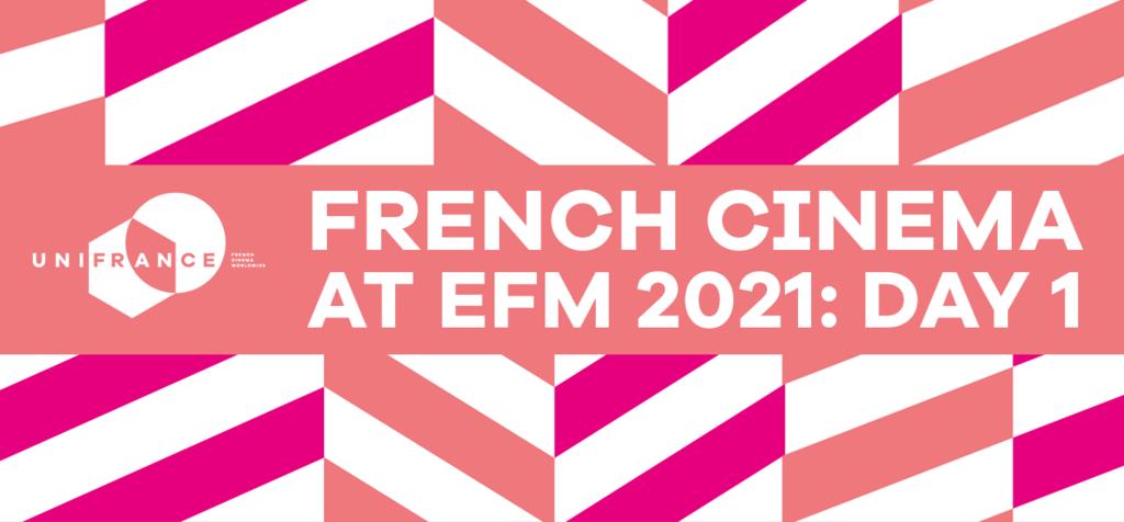 Le cinéma français à l'EFM - Jour 1