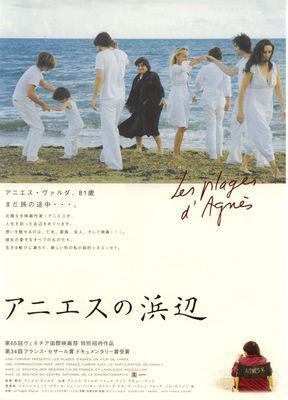 アニエスの浜辺 - Poster - China