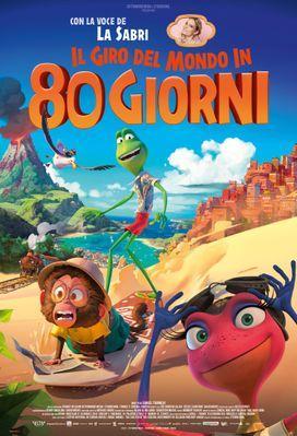 ArAround the World in 80 Days - Italy