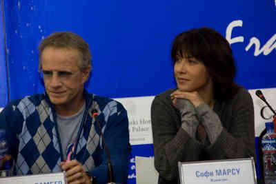 Mongolie : Sophie Marceau et Christophe Lambert précurseurs - © uniFrance / Dr