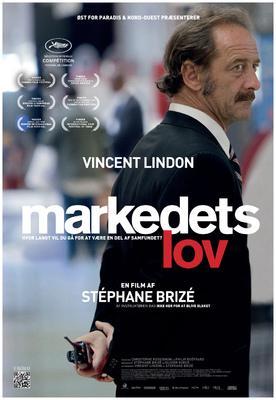 La Ley del mercado / El precio de un hombre - Poster - Denmark