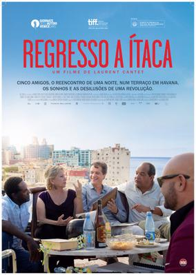 Regreso a Itaca - Poster - Portugal