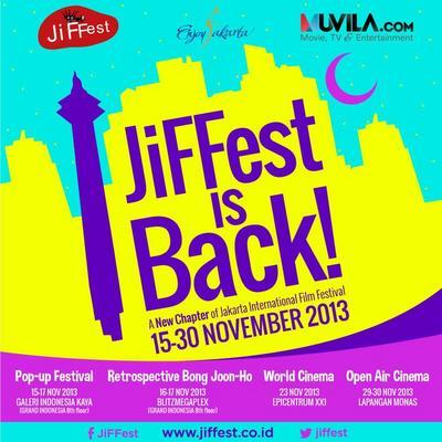 Jakarta International Film Festival - 2013