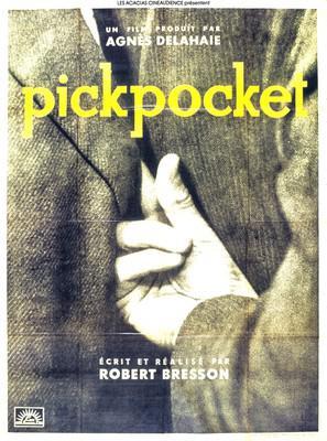 Pickpocket - Poster France