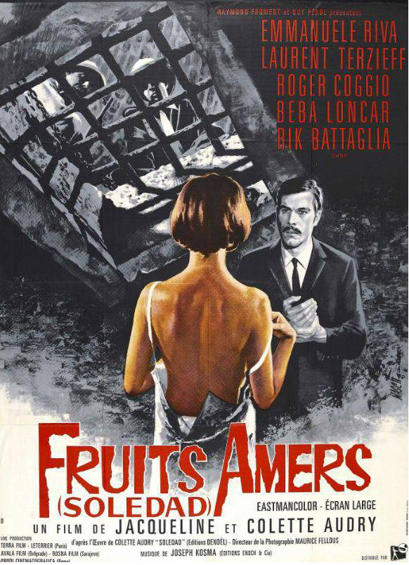 Fruits amers