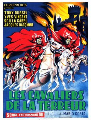 Les Cavaliers de la terreur