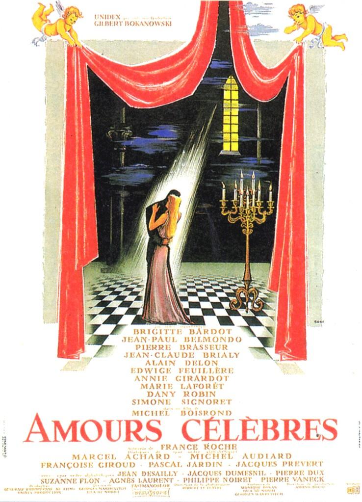 Amours célèbres